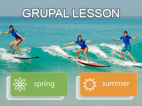 Spring and Summer Surf Lessons in Cabo and the East Cape