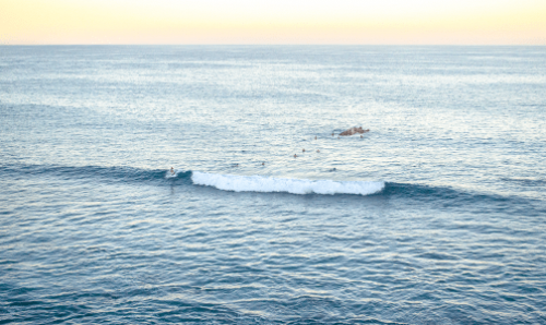 Surfing The Rock Surfing Spot Cabo